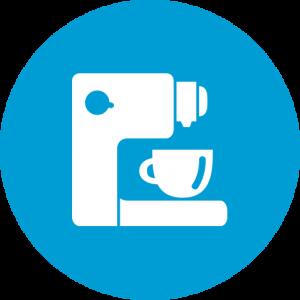 Equipements de Cafés